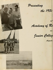 Page 6, 1951 Edition, Academy of Richmond County High School - Arc Yearbook (Augusta, GA) online yearbook collection