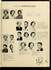 Page 15, 1955 Edition, Academy of Richmond County High School - Arc Yearbook (Augusta, GA) online yearbook collection
