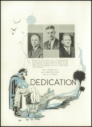 Page 10, 1935 Edition, Druid Hills High School - Saga Yearbook (Atlanta, GA) online yearbook collection