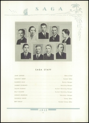 Page 13, 1935 Edition, Druid Hills High School - Saga Yearbook (Atlanta, GA) online yearbook collection