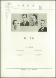 Page 14, 1935 Edition, Druid Hills High School - Saga Yearbook (Atlanta, GA) online yearbook collection