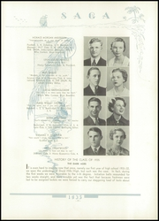 Page 15, 1935 Edition, Druid Hills High School - Saga Yearbook (Atlanta, GA) online yearbook collection