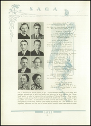 Page 16, 1935 Edition, Druid Hills High School - Saga Yearbook (Atlanta, GA) online yearbook collection