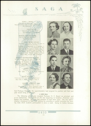 Page 17, 1935 Edition, Druid Hills High School - Saga Yearbook (Atlanta, GA) online yearbook collection