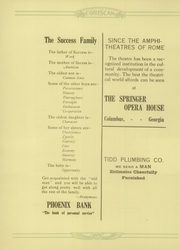 Page 118, 1922 Edition, Columbus High School - Cohiscan Yearbook (Columbus, GA) online yearbook collection