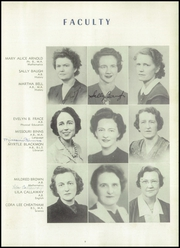 Page 13, 1943 Edition, Columbus High School - Cohiscan Yearbook (Columbus, GA) online yearbook collection