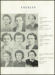 Page 14, 1943 Edition, Columbus High School - Cohiscan Yearbook (Columbus, GA) online yearbook collection