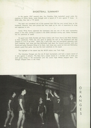 Page 122, 1947 Edition, Columbus High School - Cohiscan Yearbook (Columbus, GA) online yearbook collection