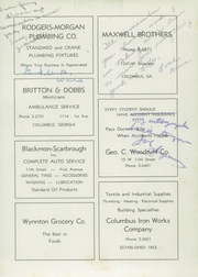 Page 147, 1947 Edition, Columbus High School - Cohiscan Yearbook (Columbus, GA) online yearbook collection