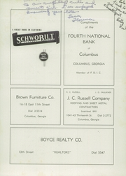 Page 153, 1947 Edition, Columbus High School - Cohiscan Yearbook (Columbus, GA) online yearbook collection