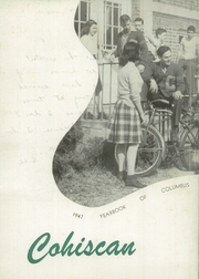 Page 6, 1947 Edition, Columbus High School - Cohiscan Yearbook (Columbus, GA) online yearbook collection