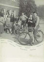 Page 7, 1947 Edition, Columbus High School - Cohiscan Yearbook (Columbus, GA) online yearbook collection