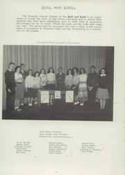 Page 91, 1947 Edition, Columbus High School - Cohiscan Yearbook (Columbus, GA) online yearbook collection