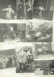 Page 12, 1951 Edition, Columbus High School - Cohiscan Yearbook (Columbus, GA) online yearbook collection