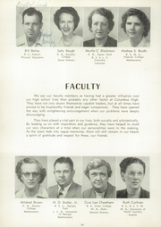 Page 16, 1951 Edition, Columbus High School - Cohiscan Yearbook (Columbus, GA) online yearbook collection