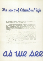Page 8, 1951 Edition, Columbus High School - Cohiscan Yearbook (Columbus, GA) online yearbook collection