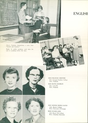 Page 16, 1954 Edition, Columbus High School - Cohiscan Yearbook (Columbus, GA) online yearbook collection
