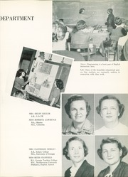 Page 17, 1954 Edition, Columbus High School - Cohiscan Yearbook (Columbus, GA) online yearbook collection