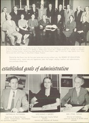 Page 15, 1956 Edition, Columbus High School - Cohiscan Yearbook (Columbus, GA) online yearbook collection