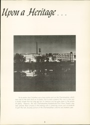 Page 9, 1956 Edition, Columbus High School - Cohiscan Yearbook (Columbus, GA) online yearbook collection