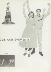 Page 11, 1957 Edition, Columbus High School - Cohiscan Yearbook (Columbus, GA) online yearbook collection