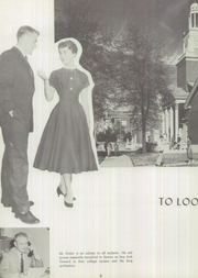 Page 12, 1957 Edition, Columbus High School - Cohiscan Yearbook (Columbus, GA) online yearbook collection