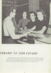 Page 13, 1957 Edition, Columbus High School - Cohiscan Yearbook (Columbus, GA) online yearbook collection