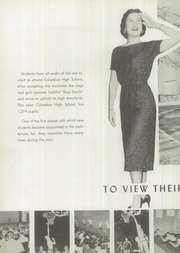 Page 6, 1957 Edition, Columbus High School - Cohiscan Yearbook (Columbus, GA) online yearbook collection