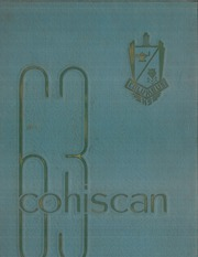 1963 Edition, Columbus High School - Cohiscan Yearbook (Columbus, GA)