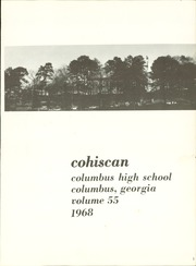 Page 5, 1968 Edition, Columbus High School - Cohiscan Yearbook (Columbus, GA) online yearbook collection