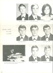 Page 58, 1968 Edition, Columbus High School - Cohiscan Yearbook (Columbus, GA) online yearbook collection