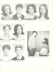 Page 63, 1968 Edition, Columbus High School - Cohiscan Yearbook (Columbus, GA) online yearbook collection