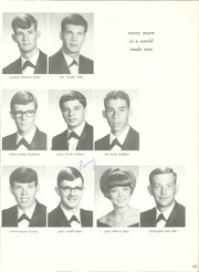Page 67, 1968 Edition, Columbus High School - Cohiscan Yearbook (Columbus, GA) online yearbook collection