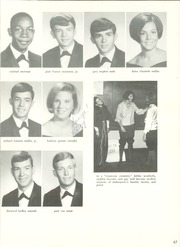 Page 71, 1968 Edition, Columbus High School - Cohiscan Yearbook (Columbus, GA) online yearbook collection