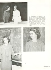 Page 15, 1973 Edition, Columbus High School - Cohiscan Yearbook (Columbus, GA) online yearbook collection
