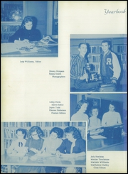 Page 10, 1959 Edition, Ringgold High School - Shadow Yearbook (Ringgold, GA) online yearbook collection