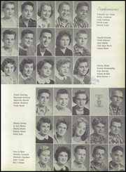 Page 57, 1959 Edition, Ringgold High School - Shadow Yearbook (Ringgold, GA) online yearbook collection