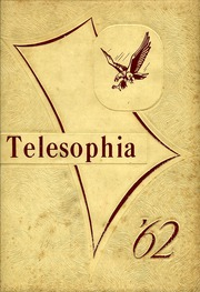 1962 Edition, Chattanooga Valley High School - Telesophia Yearbook (Flintstone, GA)