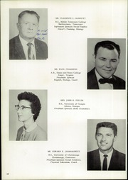 Page 14, 1962 Edition, Chattanooga Valley High School - Telesophia Yearbook (Flintstone, GA) online yearbook collection