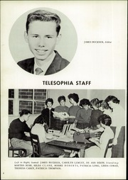 Page 8, 1962 Edition, Chattanooga Valley High School - Telesophia Yearbook (Flintstone, GA) online yearbook collection