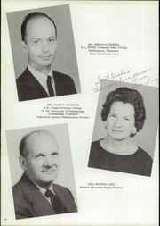 Page 14, 1963 Edition, Chattanooga Valley High School - Telesophia Yearbook (Flintstone, GA) online yearbook collection