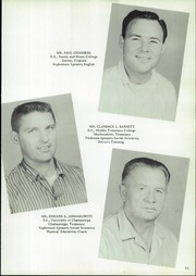 Page 15, 1963 Edition, Chattanooga Valley High School - Telesophia Yearbook (Flintstone, GA) online yearbook collection