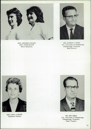 Page 17, 1963 Edition, Chattanooga Valley High School - Telesophia Yearbook (Flintstone, GA) online yearbook collection