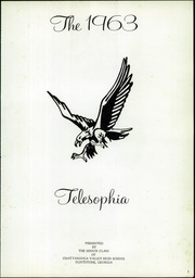 Page 5, 1963 Edition, Chattanooga Valley High School - Telesophia Yearbook (Flintstone, GA) online yearbook collection