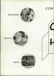 Page 6, 1963 Edition, Chattanooga Valley High School - Telesophia Yearbook (Flintstone, GA) online yearbook collection