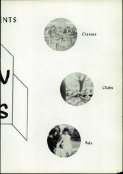 Page 7, 1963 Edition, Chattanooga Valley High School - Telesophia Yearbook (Flintstone, GA) online yearbook collection