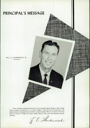 Page 9, 1963 Edition, Chattanooga Valley High School - Telesophia Yearbook (Flintstone, GA) online yearbook collection