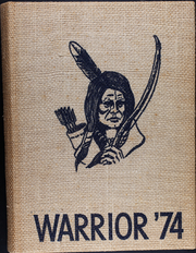 Page 1, 1974 Edition, Brookwood High School - Warrior Yearbook (Thomasville, GA) online yearbook collection