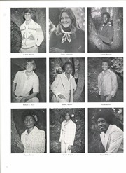 Americus High School - Panther Yearbook (Americus, GA) online yearbook collection, 1978 Edition, Page 38