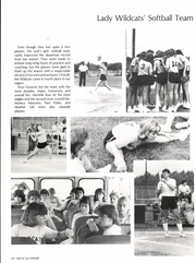 Page 26, 1985 Edition, Richmond Hill High School - Wild Cat Yearbook (Richmond Hill, GA) online yearbook collection